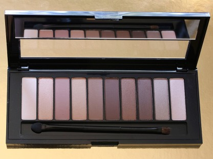 loreal palette